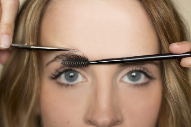 Image result for EYEBROW TRIMMING